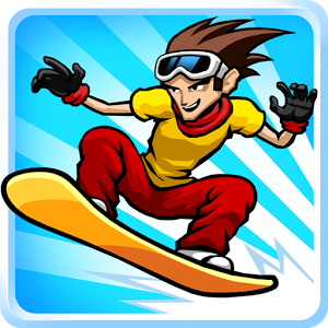 iStunt 2 - Get ready to hit the slopes in the most extreme snowboarding game on the Google Play Store! Escape deadly buzz saws, keep you balance through gravity shifts and speed boosts, grind your way to victory in this fast paced and insanely addictive snowboarding game! REVIEWS: