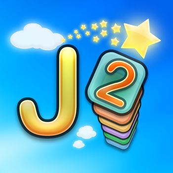 Jumbline 2 Free - Meet Jumbline 2, the most addictive word game in the App Store. Scramble and twist your brain to make words from jumbled lines of letters. Simply rearrange the scrambled letters into words, and underline them with your finger to score points; find and underline the largest word and you advance to the next level. Play in a relaxing un-timed mode, or put your skills up against the clock in timed rounds. Jumbline 2 includes two additional games: Cloud Pop and Star Tower. In Cloud Pop, your goal is to pop as many clouds as possible, by spelling words out of the letters carried in each cloud. In Star Tower, your task is to build the tallest tower you can, before it sinks into the ground, by making and staking words out of an infinitely jumbled line of letters. The larger the word, the slower your tower sinks, so scramble and twist your brain to think big! Jumbline 2 is ideal for fans of Scrabble, Words With Friends, TextTwist. Play with friends and family cooperatively, or fly solo. HILIGHTS  - Over 20,000 five, six, and seven letter puzzles - Brainium\'s trademark underline input - You can also tap the letter blocks to type - Timed and untimed modes of play - Learn new words with built-in dictionary - Global and Friends leader boards - Fun and challenging achievements - Gorgeous animated themes We hope you enjoy Jumbline 2, and please contact our five star support with your questions: support@BrainiumStudios.com