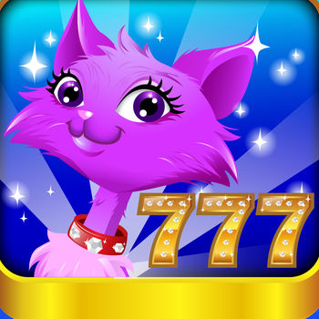 Kitty Cat Slots™ – FREE Premium Casino Slot Machine Game - Download and Play the #1 Kitty Cat Slots video game now! Fully optimized for your iPhone, iPad, and iPod Touch with fun, stimulating and unique win animations, mini-games, progressive jackpots, and special bonuses. Hours of fun guaranteed! Kitty Cat Slots TM will be your top social video slots game online!Kitty Cat Slots is 100% FREE to play. Casino slot players can immerse themselves in Vegas style extravagance with this slots simulation app.AWESOME FEATURES? Immersive, cute & fun graphics and animations? Special hourly lobby spin bonus for FREE coins and gems ? Double or nothing feature for risk takers ? Unique, fun mini-games like match-3 and crack the piggy banks? Countless opportunities to win FREE coins and gems from bonus games, free spins, mini-games and achievements? Win and beat each slot machine to collect Super Jackpots by finding and collecting the diamonds for Kitty Cat\'s collar – she will be very grateful and reward you handsomely! ? Leaderboards and achievements for competitive players who want to beat their mates and show off their LUCK! Kitty Cat Slots is Free, Fun and Easy to Play. Win BIG. Fortune and riches await!>>> Download Kitty Cat Slots now and try your LUCK now! * This product is intended for use by those 21 or older for entertainment-only gaming and is not intended for gambling purposes.