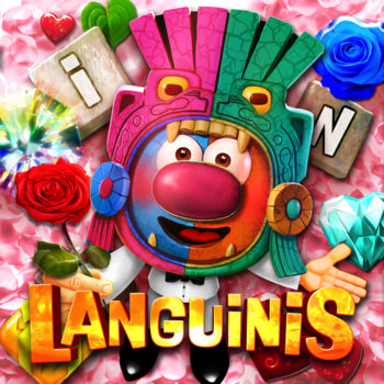 "Languinis: Word Puzzle Challenge - * Ranked #1 among Word Games in 99 countries *Match colors and spell words in this one of-a-kind puzzle game. Win over 400 levels and save the adorable Languinis in this enchanting adventure. Ooh la la!""Elegantly pairing the match-three frenzy of Bejeweled with the word-making challenges of Scrabble"" – App Store Editor's NotesFEATURES:• Match colored gems, uncover letters, and spell powerful words• Play more than 400 levels!• Try the new multiplayer mode! Are you smarter than your friends?• Use unique power-ups and special boosters• Enjoy stunning graphics• Free and easy to play, challenging to master• Collect special rewards every day• Easily sync your progress across multiple devices• Play in English, Spanish, German, French, Italian, Brazilian Portuguese, RussianWhile Languinis is completely free to play, some in-game items such as extra moves or boosts will require payment. You can turn off the payment feature by disabling in-app purchases in your device's settings.Please Note: A network connection is required to download retina graphics.Languinis is compatible with the iPhone 4S or newer, iPad 2 or newer, and iPad mini.Are you already a fan of Languinis? http://www.facebook.com/languinishttp://www.twitter.com/languinishttp://www.languinis.comQuestions or feedback? support@languinisgame.comTerms of Use: http://www.tiltingpoint.com/terms-of-service"