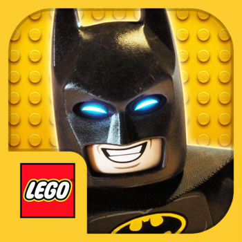 LEGO® BATMAN MOVIE GAME - Key Features:Access to official Movie Content including Character Bios and Videos.  RUN, DRIVE & FLY: Play as LEGO Batman. Run, Jump and Grapple across The Bat Cave, The Street and Rooftops of Gotham & Arkham Asylum. Drive your own Batmobile and use the Batwing to fly to new environments! Battle Villain Bosses such as the Joker, the Penguin and Poison Ivy!BUILD A CUSTOM VEHICLE: Customize your vehicles. Unlock and modify epic vehicles from The LEGO Batman Movie such as The Batmobile, the Joker's Notorious Lowrider and Bane's Toxic Truck. Once modified, deploy them into the game for an added boost to gameplay! Use them to destroy Gotham's most evil villains!DJ MODE: DJ your way to stardom in the DJ Mini Game. Tap your way to the beat of the rhythm and nail that beat! Featuring music from The LEGO Batman Movie. Each time Batman looks like he's ready to hang up his Batboots he has the opportunity to save himself with DJ MODE!This app contains marketing content for LEGO products and the LEGO Batman Movie.