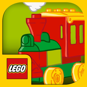 LEGO® DUPLO® Train - All aboard! Driving the colorful LEGO® DUPLO® Train from station to station is any toddler's dream. Your child will play the role of the train driver, load cargo, build bridges, stop at crossings, help passengers, refuel, and lay new tracks to steer the train safely around obstacles.Copying grown-ups and their activities is important to your 2-year-old toddler's development - and few things are as 'grown-up' as driving a huge steam train through the scenic countryside, full speed ahead, horns tooting.If your toddler is fascinated by trains, this simple game will provide new inspiration for hours of creative play - with or without a LEGO DUPLO train set.Features:*Bright, fun, and toddler-friendly animations and sound effects*Intuitive icons and navigation for easy game play*Cute, interactive DUPLO landscape with lots of building fun and surprises*Based on the DUPLO My First Train set and familiar animals and characters*No in-app purchases*No third party advertising*Parental gate to information about other LEGO DUPLO apps and productsAbout LEGO® DUPLO®A preschool building toy specifically designed for children ages 1 ½ - 5 – small hands and big imaginations! Preschoolers can learn about shapes and colors hands-on. When the chewing-the-bricks phase fades out, the building experience phase takes over, helping to stimulate and improve fine motor skills development. (And yes, bricks-poured-onto-hard-surface noises stimulate other senses, too.)Visit LEGO.com/family for more build & play inspiration. Visit LEGO.com/duplo/apps to find out more about other DUPLO apps.For app support contact LEGO Consumer Service.For contact details refer to http://service.lego.com/contactusOur privacy policy is accepted if you download this app.Read more on http://aboutus.lego.com/en-us/legal-notice/Privacy-PolicyLEGO, the LEGO logo and DUPLO are trademarks of the LEGO Group. ©2016 The LEGO Group.