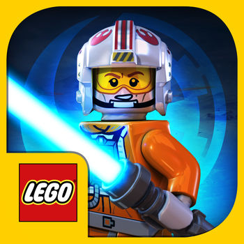 LEGO® Star Wars™ The New Yoda Chronicles - Choose your side and join the battle in LEGO® Star Wars™ The New Yoda Chronicles! Collect the Holocrons to defeat your enemy and take control of the galaxy in a series of fast-paced, action packed mini games. Is your destiny to dominate the Galaxy with Darth Vader™ or become a Jedi alongside Grand Master Yoda?• Quest with Yoda™ or Darth Vader™ to discover your destiny• Collect the Holocrons to save the day or crush the rebellion once and for all• Run, shoot, jump and fly through the LEGO® Star Wars™ universe in style• Battle with lightsabers in Kashyyyk and base jump the pits of Utapau • Take down Star Destroyers, defeat the AT-AT Walkers and dogfight in space• Includes  8 action packed MiniFigure levels and 4 epic Space Battles all in one• Featuring 24 iconic LEGO® Star Wars™ MiniFigures and over 12 awesome Vehicles• Sign in with LEGO ID to make your victories count on LEGO.COM/StarWarsMay the Force be with you!For app support contact LEGO Consumer Service. For contact details refer to http://service.lego.com/contactusOur privacy policy is accepted if you download this app.Read more on http://aboutus.lego.com/legal-notice/Privacy-PolicyLEGO and the LEGO logo are trademarks of the LEGO Group. ©2014 The LEGO Group.© & ™ Lucasfilm Ltd.We recommend that you turn your device off and on after installing or upgrading any official LEGO® game or app.For more information about LEGO® Star Wars™, visit www.LEGO.com/starwars