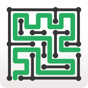Linemaze Puzzles - Linemaze is one of the most creative puzzle game for your brain.