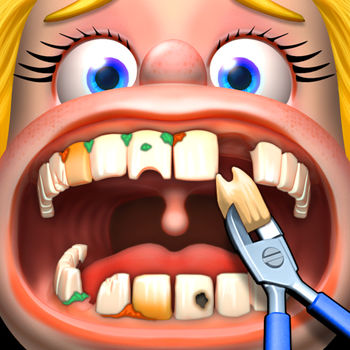 Little Dentist - kids games & game for kids - People do not like to go to the dentist, but they like to be a dentist.Now let yourself be a dentist and take care of your patients.Do not be a crazy dentist!