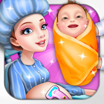 Little Newborn Baby Doctor - kids game & new baby - Grown from a woman to mother is full with excitement, tension, pay out, fatigue, joy and fun. in the period, go through various checks, birth, bathing, dressing, feeding and other tedious work, but the birth of new life is very exciting! Now come to help these few nervous and excited Mommys let their baby safe and healthy birth into this world!This is a girls\' game & casual game & fasion game & kids game!!