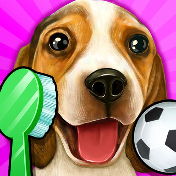 Little Pet Salon - **WOW! The #1 Pet Salon game on the App Store! Thanks for the Support.  We are making it better and better so you can have more FUN!**So many cute and fluffy animals to take care of! Your furry little friends are waiting for you to take care of them! Puppies! Kittens! Bunnies! First choose one of the lovable animals to care for.  Then give him (or her!) a bath.  Scrub away all the dirt and then you can pick the cutest little outfits for each of your furry little friends!Tons of cute fashion for all your furry friends!- Hats! - Scarves!- Dresses!- Collars!Don\'t abandon these furry little creatures.  They are all waiting for you to take care of them!NOTICE:  This app is free to download and free to play, however there are some additional items that require purchase.  If you do not want to use these items, please turn off the in-app purchase in your settings.Wanna have more fun? Having problems or suggestions? We would love to hear from you!You can find us on Facebook at https://www.facebook.com/BearHugMediaPrincessGamesOr on Twitter at https://twitter.com/bear_hug_mediaFor more information about Bear Hug Media, please visit http://www.bearhugmedia.comFor more information about Little Pet Salon, please visit http://www.bearhugmedia.com/little-pet-salon