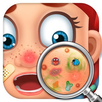 Little Skin Doctor ? Kids games - Pimples are the arch rival of beauty. A lot of pimples break out on the face, what should we do?No worry, the little skin doctor will help you remove all pimples.Let's do some beauty and make the skin free of pimples.If you want to get rid of those hateful pimples and soften skin, get this app now.Follow the little skin doctor to fight the pimples!