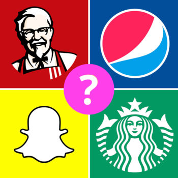 Logo Game: Guess the Brands - Play the Logo Game! Guess the names of thousands of popular logos from all over the world. Logo Game has the largest collection of over 4500 worldwide brands to solve.Logo Game progress is synced with Facebook so you can play on all of your different devices and compete with your friends for the highest score!Logo Quiz Features:-More than 4,500 logos organized in over 80 packs.- Bonus packs: logos are grouped into unique categories.- Expert packs: for those who would like a challenge!- Helpful clues! Each puzzle rewards 2 hints! - Swipe screen to switch between logos!- Log in with Facebook or Google Plus to sync your Logo Game Quiz score and compete with your friends!- Ask your Facebook friends for help when stuck!- Scoreboard where you can compare your ranking with friends.- Logo Game progress is synced with Facebook, so you can play on all of your different devices.- Hints are awarded to help you figure out the answer!- High quality graphics.- Timely updates: new packs are added frequently.New packs coming soon.Check for updates!All logos shown or represented in this game are copyright and/or trademark of their respective corporations. The use of low-resolution images in this trivia app for use of identification in an informational context qualify as fair use under copyright law.