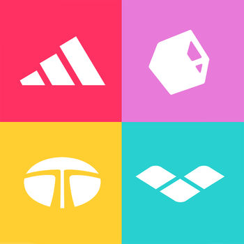 Logos Quiz - Guess the logos! - Over 40.000.000 downloads worldwide! Thank you!Logos Quiz is an entertaining game where you guess the logos of popular companies. Advance through levels of difficulty and strive for the highest score possible. The more logos you guess the more coins you will earn. If you get stuck and don\'t know an answer, don\'t give up! use the coins you gathered to get hints or remove unnecessary letters. If you are still stuck try asking your friends on Twitter or Facebook. - LIVE MULTIPLAYERTurn the game into a challenge and compete on real time against friends or random players. Show them who\'s the \