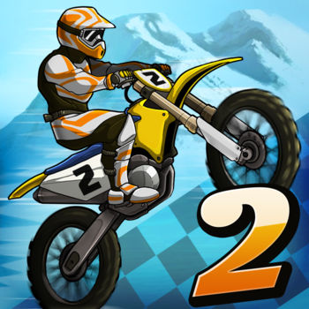 "Mad Skills Motocross 2 - OVER 8 MILLION DOWNLOADS! A #1 GAME IN 48 COUNTRIES!Discover what professional racers, motocross fans, and casual gamers across the globe already know: Mad Skills Motocross 2 is the most intense iOS racing experience of all time!Mad Skills Motocross 2 includes:UNBELIEVABLE PHYSICS!?Mad Skills Motocross 2 features the best motorcycle physics of any side-scrolling racing game on the planet. You'll be amazed at the responsiveness of the bikes in this game. The more you play, the faster (and more addicted) you'll get.11 DIFFERENT BIKES!?Work your way up through 11 different motorcycles, each with different speeds and handling. Get the fastest bike and dominate your friends!AN EXCITING NEW PLAYER-VS.-PLAYER ""VERSUS"" MODE?This feature is an absolute blast. Choose a friend (or random opponent), pick a track, and lay down the best lap time you can in two minutes. Then see if they can beat it in the same amount of time. Battle to earn XP so you can level up and score awesome virtual goods.DOZENS OF TRACKS – WITH MORE ADDED EVERY WEEK FOR FREE!?Mad Skills Motocross 2 has enough content to keep you busy for years. Beat the stock opponent on dozens of career tracks, and then see if you can beat the Ace to unlock more tracks. Once you've Aced them all, take on your friends, neighbors, and players all over the world. You can even follow real-life professional motocross racers – almost all of them play Mad Skills – and take on their best times.WEEKLY COMPETITIONS!?Mad Skills Motocross 2 features an online competition called JAM, which pits you against fellow players across the world on new tracks every week. JAM will likely be one of the most addicting experiences you've ever had on your mobile device.CUSTOMIZABLE BIKES AND RIDERS?Change the color of your bike and your rider's gear, and add your favorite number to your bike's number plate. If you're fast enough, you can even earn a virtual Red Bull helmet to let your friends know you rule!AND MORE!Optional rockets to help you past difficult levels and competitorsUniversal application. Connect to Facebook, Twitter or GameCenter and your game progress and purchases will sync between devices.Beautiful settings that are retina optimized for an amazing gameplay experience.See the official trailer here: www.madskillsmx.com/trailer?Like Mad Skills Motocross 2 at www.facebook.com/madskillsmotocross?Follow Mad Skills Motocross 2 at www.twitter.com/madskillsmx and www.instagram.com/madskillsmxIMPORTANT NOTE:	 While this app is free to download and play, there are some items in the game that cost real money. Also, Mad Skills Motocross 2 links to social networks that are intended for an audience over the age of 13.  This game includes advertising of Turborilla products and products from select partners.Gift this app! Just click the arrow beside the Buy App icon."