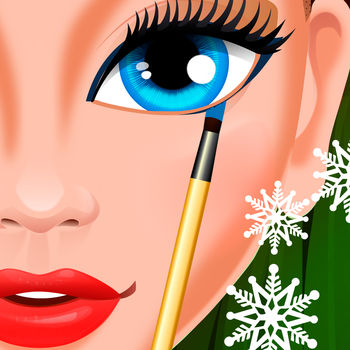 Make-Up Touch 2 - Kids Games & Girls Dressup Game - Have you ever wanted to be a make up artist? Well now you can be with Make-Up Touch 2. Create endless make up combinations with the touch of your finger. - Apply make up with the touch of your finger - Change hair styles- Add earrings- Change skin colors- 1,000\'s of different make up combinations possible*Please note that Make-Up Touch 2 is free to play, but you are able to purchase game items with real money. If you don't want to use this feature, please disable in-app purchases.*Ninjafish Studios is very concerned about our users\' privacy. To understand our policies and obligations, please read our Terms Of Service and Privacy Policy carefully.Terms Of Service: http://www.ninjafish.com/tosPrivacy Policy: http://www.ninjafish.com/privacy