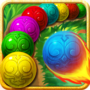 Marble Legend - Marble Legend is a brand new and amazing puzzle game! For the legendary treasure, you have to survive over six secret scenes in adventure mode.