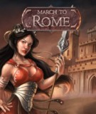 March to Rome - March to Rome takes you back to the days of the Roman Empire with a browser strategy game. Manage your economy, grow an army and lead your cities to conquest alone or with allies.