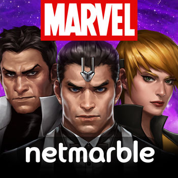 MARVEL Future Fight - The Avengers...Spider-Man...the Guardians of the Galaxy! You can unite the greatest heroes from all corners of the Marvel Universe for the epic battle that will decide the fate of all realities - MARVEL Future Fight!S.H.I.E.L.D. Director Nick Fury has sent a dire call from the future: The multiple dimensions of the multiverse are collapsing upon each other – and it's up to you to ensure humanity survives! Gather the mightiest Super Heroes and Super Villains, assemble your team, and protect the universe at all costs!ASSEMBLE YOUR TEAM! - Create your squad from Avengers like Hulk, Iron Man, and Captain America, as well as other famous Marvel heroes like Spider-Man and Daredevil! Upgrade your weapons and master your skills to give your team the ultimate power-up using a deep RPG leveling system.LIVE THE STORY! - Explore the Marvel Universe in an original story created by acclaimed writer Peter David!EPIC 3v3 BATTLES! - Test your mettle against other players in 3v3 battles! Choose from four unique hero types – Combat, Blast, Speed, and Universal – then pit your champions against your opponents' teams for supremacy.SINGLE PLAYER CAMPAIGN - Wage epic battle against Super Villains in stage-based battles across a deep, immersive single player RPG campaign to unlock exclusive content, new costumes and rewards! TEAM BONUSES - Team up classic Marvel characters to earn special boosts and bonuses! SUMMON ALLIES - Need a little help to get through the next Super Villain battle? Summon your friends via the Ally System for reinforcements and claim victory as a team!EASY TO USE, ONE-FINGER CONTROLS - Play with just a single finger, or use the virtual control pad to guide your team through the Incursion and defeat your foes!Terms of Service: http://help.netmarble.com/policy/terms_of_service.aspPrivacy Policy: http://help.netmarble.com/policy/privacy_policy.asp
