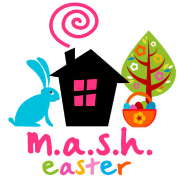 M.A.S.H. Easter - M.A.S.H. Easter is the classic MASH game with an Easter bunny spin.What are you going to do on Easter- only this game can tell.Bonus: I added an Easter Countdown so every time you play, you know how far Easter is away!