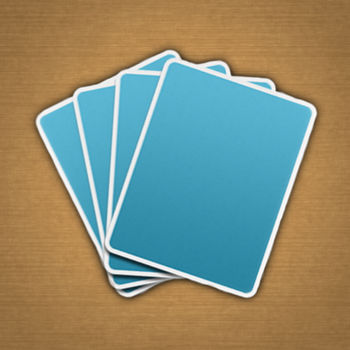 Memory Matches - ***Check out Memory Matches 2, FREE on the app store - all of these features and more!***The classic card matching game. Played over 55 million times. Test your memory! Simply flip the cards to reveal a matching pair. Race against the clock in single player mode or challenge your friends in the multi player mode. -- Multiple Boards--4x4 and 6x6 on iPhone and iPod Touch, plus 4x5 and 5x6 boards for the iPad.-- Card Themes --Now even more THEMES: - Normal shapes - Simple black and white shape - Dots - Matching numbers to dots - Colors - Halloween - Sports - Enhanced - Animals - Ink Blots - Signs -- Single Player --Beat your own best time and compete against your friends.-- Multi Player --For 2, 3, 4, or 5 players. Place your iOS device in the middle of your group and see who can find the most matching pairs.-- Sharp Graphics --Developed for the 4th generation iPhone and iPod Touch Retina display and iPad.-- Leaderboards --Track your best times for all board sizes, now with OpenFeint and Game Center support to share and compete with your friends and others.