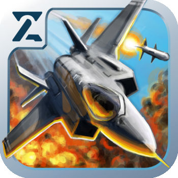 MetalStorm: Online - Dominate the skies and master the world's most advanced combat aircraft as you experience the best looking, most action packed jet fighting game for iOS - MetalStorm: Online!MULTIPLE GAME MODES:• Campaign – Experience an epic storyline spanning several single player missions.• Versus Mode – Challenge your friends and enemies in a one-on-one duel!•  Survival Mode –Destroy wave upon wave of enemy aircraft with a friend in co-op or on your own!FEATURES:• Next-Gen 3D graphics with Retina Display• Gyroscope enabled controls enable full 360-degree flight in 3D space• Perform advanced evasive maneuvers by swiping different directions• Real Time Multiplayer over 3G and Wi-Fi• Play on your TV with AirPlay and an Apple TV for a true HD gaming experience• Customize your aircraft with advanced missiles, machine guns and a deep tech tree• Talk with other players via the optional in-game Voice Chat system• Invite a Game Center friend to help you complete difficult missionsMetalStorm: Online requires an internet connection to play (WiFi or 3G).
