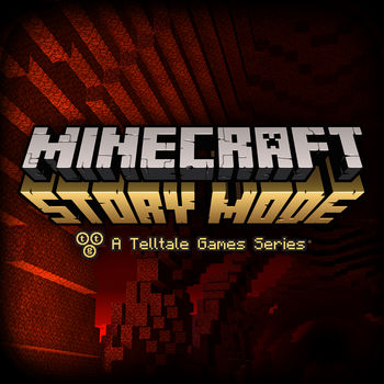 Minecraft: Story Mode - *EPISODE 1 is now available to download for FREE!***iPHONE 4 & 4S USERS - WE STRONGLY RECOMMEND THAT YOU DO NOT ATTEMPT TO PURCHASE AND RUN ON YOUR DEVICE OR YOU WILL HAVE A SUB-OPTIMAL EXPERIENCE*****NOTE: Recommended for iPhone 5 and up, and iPad 3 and up - also requires iOS 7.1 and up***THE ADVENTURE OF A LIFETIME IN THE WORLD OF MINECRAFT!In this five part episodic series, you'll embark on a perilous adventure across the Overworld, through the Nether, to the End, and beyond. You and your friends revere the legendary Order of the Stone: Warrior, Redstone Engineer, Griefer, and Architect; slayers of the Ender Dragon. While at EnderCon in hopes of meeting Gabriel the Warrior, you and your friends discover that something is wrong… something dreadful. Terror is unleashed, and you must set out on a quest to find The Order of the Stone if you are to save your world from oblivion. • Created by award-winning adventure game powerhouse Telltale Games, in partnership with Minecraft creators, Mojang• Featuring the voices of Patton Oswalt (Ratatouille, Agents of S.H.I.E.L.D), Brian Posehn (The Sarah Silverman Program, Mission Hill), Ashley Johnson (The Last of Us, Tales from the Borderlands), Scott Porter (Friday Night Lights, X-Men), Martha Plimpton (The Goonies, Raising Hope), Dave Fennoy (The Walking Dead: A Telltale Games Series, Batman: Arkham Knight), Corey Feldman (The Goonies, Stand by Me), Billy West (Futurama, Adventure Time), and Paul Reubens (Tron: Uprising, Pee-Wee's Playhouse)• You will drive the story through the decisions you make: what you say to people (and how you say it), and what you choose to do in moments of thrilling action will make this YOUR story***Continue your adventures with the New Order of the Stone by purchasing the Adventure Pack (via in-app), which includes access to download episodes six, seven, and eight***