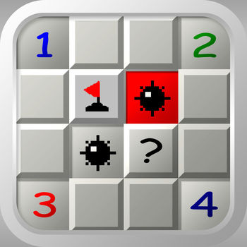 Minesweeper Q - Classic Minesweeper game for iOS. Standard game rules with best, smoothest, very fast interface. We will keep our best to improve this game, since we are also devotees of minesweeper !Please free feel to provide your suggestion or bug report by mail.****************************************************** Features ****************************************************** ? Easy to control (Drag scroll, Quick change mode, Quick open…etc) ? First tap luck ? Optional sound assist ? Highscore/Statistics data ? Game center support ? 8 appearance include classic style & shuffle? 3 classic difficulty ? Fully configurable, board size & number of mines. ? Quick Overview? Auto save ? Fast launch time ? Build in minesweeper help & Video tutorial? iOS4 multi-tasking support ? Share with Twitter & Facebook ? Retina High resolution support? 3D Touch support******************************************************* How to control Minesweeper******************************************************* Normal mode:- Tap a square to clear it.- Tap and hold to flagging.- Tap a numbered square next to that many flags to clear the rest.(Quick open)- Tap empty square to change control mode.(Quick change mode)Quick Flagging mode:- Tap a square to flagging.- Tap and hold to clear square.- Tap a numbered square next to that many flags to clear the rest.(Quick open)- Tap empty square to change control mode.(Quick change mode)****************************************************** Minesweeper Q Support ****************************************************** Please follow us on twitter to get the latest Minesweeper Q news.Twitter: http://www.twitter.com/spicalibarWebSite: http://sites.google.com/site/stargazing2spica/Mail: stargazing.spica@gmail.com