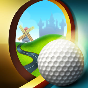 Mini Golf Stars! Retro Golf Game - Love the puzzling nature of putt putt golf? Mini Golf Stars offers the closest golf simulation since Golden Tee Golf. Smooth and Precise touch controls let you feel the greens and sink that clutch birdie putt to earn 3 STARS!\