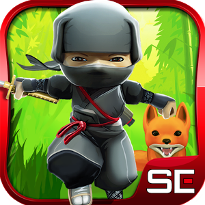 Mini Ninjas ™ - JOIN THE MINI NINJAS – THE SMALLEST HEROES TAKING ON THE BIGGEST DANGERSMini Ninjas is the ultimate Ninja game.  Based on authentic ninja values, this beautiful, fast paced, fun adventure game takes you on an epic and exciting journey, free from gruesome violence and high on Ninja fun.FAST PACED ACTION PACKED ADVENTURE!Join Hiro and his Mini Ninja friends as they run, jump and slash their way through amazing spellbound lands to retrieve the stolen artefact from the dragon. Do battle with the Evil Samurai Warlord's magical army and look out for the Flying Samurai MonksCOLLECT AND CRAFT MAGICAL POWERSBuild up your Kuji energy and power by freeing trapped animals, destroying obstacles and taking Samurai warriors. Then create Kuji Magic spells to trigger some spectacular attacks and power ups!FREE YOUR MINI NINJA FRIENDSSmash the cages to rescue your Ninja friends and then use their unique skills and weapons to fight the Samurai. Play as one of 4 Ninja heroes: Hiro, Futo, Suzume and Kunoichi• As Hiro use iconic Ninja moves with wall runs and master the powerful Kuji Magic • As Suzume use your magic flute to attract collectibles or to attack enemies• As Kunoichi use your staff to perform massive attacking jumps • As Futo use your massive hammer to destroy rocks everything around youCUSTOMISE YOUR CHARACTERSVisit the Dojo and customise your Mini Ninja with cool new outfits, disguises and weapons. FREE THE ANIMALSPossess the animals you have freed to use their special abilities.  The Panda, Fox and Crane all provide new ways to attack the Samurai.Join the Mini Ninjas now and show off your Ninjas skills.** FEEDBACK ** Love Mini Ninjas! Please be sure to rate the game and tell us what you think at www.minininjas.com Your feedback will help us to make the Mini Ninjas even better Visit us at: http://www.minininjas.comDiscover more great mobile games from Square Enix and great deals, plus the latest game updates, tips, and more! VISIT US: www.square-enix.com/eu/en/ FOLLOW US: www.twitter.com/Square_Enix_EU LIKE US: www.facebook.com/SquareEnix