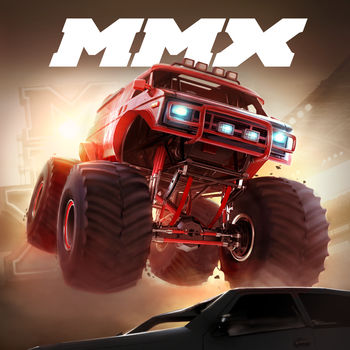 MMX Racing - THIS IS IT! Your chance to create a fire-breathing Monster Truck and race it head-to-head over spectacular jump filled courses.