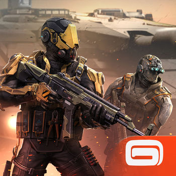 "Modern Combat 5: Blackout - > ""It plays as good as it looks."" – IGN> ""Amps everything up to the next level.""  – 148Apps > ""Sharp controls, impressive graphics.""  – Pocket Gamer Proud to be ""App Store\'s Best of 2014"" in 28 countries!Step into the action as the latest instalment in the best FPS series raises the bar for shooters once more! Create a squad, add your friends and test your individual and team skills against other squads!Is single player your thing? Then step into a world on the brink of anarchy and shoot your way out of one dire situation after another to expose a lunatic who's trying to tear the world to shreds.CHOOSE YOUR FAVOURITE CLASS> 7 customizable classes that you can level up across single- and multiplayer> Find the playstyle that suits you: Assault, Heavy, Recon, Sniper, Support, Bounty Hunter or Sapper> Activate class-specific skills by earning and spending Skill PointsHIGH-POWERED MULTIPLAYER > Watch players in battle with the new Spectator mode> Epic team clashes in Squad vs. Squad matches> Talk to other players in Global and Squad Chat> Individual and Squad leaderboards> Win cool rewards in the limited-time eventsCUSTOMISATION OPTIONS APLENTY> Equip advanced tactical suits with powerful abilities > Attach trinkets to your weapons for a personal touch > Apply camos to the advanced tactical suits and weapons to mark your presence on the battlefield UNIFIED PROGRESSION> Accumulate XP and level up by playing both single-player missions and multiplayer matches> Unlock higher-tier weapons by mastering lower-tier ones> Customise the perfect weapon using a host of attachmentsINTENSE SOLO CAMPAIGN > Fast-paced story missions with various challenges taking you from Tokyo to Venice> Play the new Spec-Ops missions for a real adrenaline rush> Flawless graphics, music and voice performances with seamlessly integrated cutscenesHIGHLY CUSTOMISABLE CONTROLS> Intuitive, highly customisable controls so you can play just the way you want*IMPORTANT* Modern Combat 5 requires an iPad 2 (or newer), iPhone 4s (or newer), or iPod touch 5th Generation. An Internet connection is required to play. _____________________________________________Visit our official site at http://www.gameloft.comFollow us on Twitter at http://glft.co/GameloftonTwitter or like us on Facebook at http://facebook.com/Gameloft to get more info about all our upcoming titles.Check out our videos and game trailers on http://www.youtube.com/Gameloft Discover our blog at http://glft.co/Gameloft_Official_Blog for the inside scoop on everything Gameloft.Privacy Policy: http://www.gameloft.com/privacy-notice/Terms of Use: http://www.gameloft.com/conditions/End-User License Agreement: http://www.gameloft.com/eula/"
