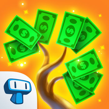 Money Tree - The Billionaire Clicker Game - And who said money doesn't grow on trees? Start small and grow rich by taking care of your own mythical MONEY TREE -- one aberration of nature that you are totally cool about. Hire gardeners, invest in equipment, fertilizers and power-ups to cultivate your little monster and finally become a TREELLIONAIRE!HOW TO PLAYHire GARDENERS to watch after your money tree and help you collect all that sweet dough. Bring in kids, llamas and even the president to help you out. Find out who else!Purchase new EQUIPMENT to increase your revenue and POWER-UPS to speed things up! Hoses, sprinklers, fire trucks, lucky pants and charms, alien generators and much more. Everything counts! And if all of that is still not enough to satisfy your eager for money, use FERTILIZERS for an extra boost in your earnings -- make sure to try the worldwide familiar homemade fertilizer.HIGHLIGHTS• Make it rain… literally! Shake your tree for a money shower• The unexpected mix between chinese myths and neoliberal capitalism• An all-new incremental clicker game for people who love to click• Pretend to be rich and impress everyone (don't quit your job though)Wow! If you really made it this far, you should definitely download this game.Disclaimer: While this App is completely free to play, some additional content can be purchased for real money in-game. If you do not want to use this feature, please turn off in-app purchases in your device\'s settings. Like our page on Facebook and be the first to know about our upcoming games and updates! http://fb.com/tappshq