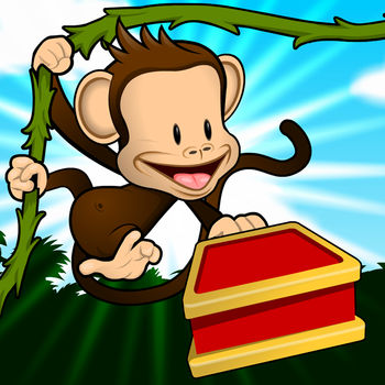 Monkey Preschool Lunchbox - The #1 preschool game in the app store. Learn and have fun by helping monkey pack lunch! Monkey Preschool Lunchbox is a collection of seven exciting educational games for your preschooler (ages 2 to 5).  *** FEATURES ***-7 different games that teach kids about colors, letters, counting, shapes, sizes, matching, and differences.  -Lovable animated monkey helps kids along as they play the games.-Dozens of sounds and voice recordings of colors, letters, fruit names, and more.-Animated Stickers! Kids get sticker rewards to encourage their progress. -Designed for preschoolers -- no confusing menus or navigation.-Unlimited play! Each game flows right into the next.*** INCLUDED GAMES ***1. COLORS.  This picky monkey only likes fruit of a certain color, touch only the color they like to pack the lunchbox.  Teaches colors, color names, and grouping.2. MATCHING. Match pairs of fruit hidden behind the cards to pack lunch for this monkey.3. COUNTING. Count off the fruit the monkey is looking for to fill up the lunchbox.  Teaches numbers and counting.4. LETTERS.  This monkey only wants fruit that starts with a certain letter, pick the fruit that starts with that letter.  Teaches letters and letter sounds.5. PUZZLE. This monkey\'s fruit broke into pieces! How odd! Put it back together for them.  Teaches shapes and pattern recognition.6. SPOT THE DIFFERENCE.  Help the monkey spot the fruit that looks different, or is a different size. Teaches patterns, bigger, and smaller.7. SHAPES.  Help the monkey find the fruit in the shapes.Contact THUP! Have some comments on our apps? We\'d love to hear it! Want to find out what we\'re doing next? Come visit us: Email us: support@thup.com Like us: http://www.facebook.com/THUPgames Follow us: http://twitter.com/THUPGames