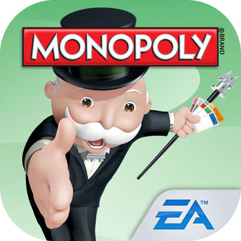 "MONOPOLY for iPad - **YOU VOTED & THE CAT'S OUT OF THE BAG** Thanks to the votes from YOU and thousands of loyal MONOPOLY Facebook fans from 185 different countries, the CAT mover is now available to play within this latest update as well as in the classic board game version of MONOPOLY! From Mediterranean and Baltic to Boardwalk and beyond, enjoy a wealth of ways to play with friends – or friendly computer opponents!EXCLUSIVE iPAD FEATURES INCLUDE…  • Tabletop Mode – Gather friends and family  around the iPad and use customizable Game Rules in the game's signature mode  • Teacher Mode – Play against the computer and get tips and tricks to help you strategize in future games• Enhanced HD-quality graphics – iPad delivers a visually rich experience with striking animated elements – It's just a lot of fun!GET ""GOING"" IN MULTIPLE MODES OF MONOPOLY PLAYJump right into a game with up to 3 other players in Play Now mode. Or take your on chances against in-game computer opponents featuring 4 levels of difficulty.  Also connect multiple devices to play with up to 3 other players via local WiFi or Head-to-Head via Bluetooth!Requires acceptance of EA's Privacy & Cookie Policy and User Agreement.User Agreement: terms.ea.comVisit https://help.ea.com/ for assistance or inquiries.EA may retire online features and services after 30 days' notice posted on www.ea.com/1/service-updates.Important Consumer Information.This app: Contains direct links to the Internet; Collects data through third party analytics technology (see Privacy & Cookie Policy for details)."