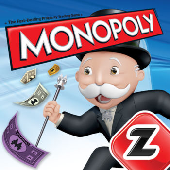 MONOPOLY zAPPed edition - Play your MONOPOLY zAPPed gameboard and app together!The app is your banker! Tap your MONOPOLY zAPPed Touch-banking card to the screen and let the app do the rest.Bring the game you love to life with loads of awesome mini games when you land on Chance or Community Chest. Landed up in Jail? Play the Get out of Jail mini game to escape. Launch Mr MONOPOLY over the prison walls and you're free!MONOPOLY zAPPed edition app should be used with MONOPOLY zAPPed edition boardgame. Go to www.hasbrozapped.com to purchase.FULL OF FUN FEATURES!+ Works with MONOPOLY zAPPed Touch-banking cards + Loads of fun mini games that everyone will love + No more adding up – the app announces the winner+ Includes hints and tips to keep your game on trackFamily and friends will love this exciting new way to play MONOPOLY!