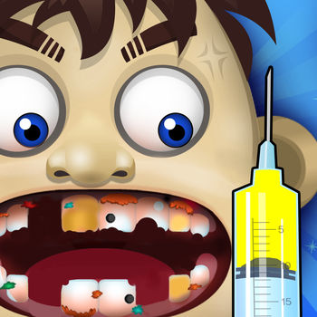Monster Doctor - kids games - This is a monster\'s hospital,so all the patients are monsters.As the doctor,please start to cure all the monsters!