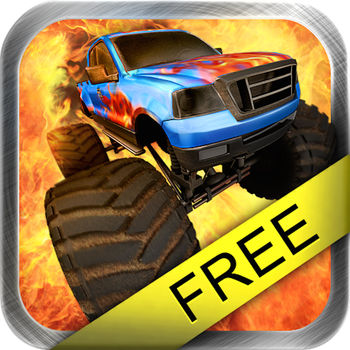 Monster Truck Lite - Monster Truck Lite sports an amazing physics emulation with 2 game types:Career and Practice.Make the others eat your dust!