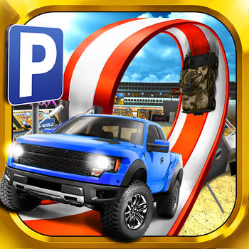 "Monster Truck Parking Game Real Car Racing Games - FREE NEW ""STUNT WORLD"" UPDATE!! Drive 4 new Monster Trucks in new Events & Arenas! Enjoy tons of new Missions with our FREE ""Monster Content"" update!Push your Precision Driving in totally new directions! Take the controls of some Awesome Off-Road Trucks, Monster Trucks and 4x4 Vehicles and take on the challenge of the amazing Stunt Driving Arenas!_____________________________EXTREME STUNT DRIVING-------------------------------------------------Realistic physics with easy controls. Exciting extreme assault courses including ""Big Air"" Jumps, Hill-Climbs, Raised Platforms, Loop-the-Loops and unbelievable angled roads designed to challenge the real driver in you! 72 Skill-Based driving Missions to take on. It's YOU, the MACHINE and the encouraging roar of the excited crowd keeping you focused!You never thought a Truck could drive at these crazy angles! It's time to prove you can!_____________________________GAME FEATURES:? 72 Exciting Extreme Stunt Driving courses to master!? Huge Variety of level types including Hill Climb, Jumps, Precision Platforms, Loop-the-loops and MUCH MORE!? New Content update: More Trucks, More Events, More Missions!? 100% Free-to-play Career Mode? Customisable control methods (tilt, buttons, wheel & NEW Support for MFi Controllers)? Multiple views (including Drivers Eye view) ? Easy modes available (with separate leader boards) as optional in-app purchases, designed for an easier ride!? iOS Optimisation: Runs on anything from (or better than) the iPhone 4, iPad 2, iPad Mini & iPod Touch (4th Generation)Start your Stunt Driving Career TODAY!"