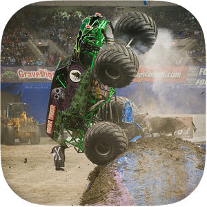 Monster Truck Racing 3D - Take control of your RC Monster Truck and drive your way through these mini fun packed levels.