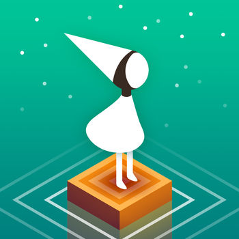 Monument Valley - ** Apple Game of the Year 2014 **** Winner of Apple Design Award 2014 **In Monument Valley you will manipulate impossible architecture and guide a silent princess through a stunningly beautiful world.Monument Valley is a surreal exploration through fantastical architecture and impossible geometry. Guide the silent princess Ida through mysterious monuments, uncovering hidden paths, unfolding optical illusions and outsmarting the enigmatic Crow People.\