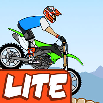 Moto X Mayhem Lite - Race, jump, and crash your way through a variety of treacherous terrain in the best mobile bike game, Moto X Mayhem! Get the full version for a ton more levels!Use accelerometer technology to balance your motorbike as you climb and fly over huge jumps! Enjoy realistic physics as your shocks recoil when you land or your rider bounces around when you crash. Compete to be the fastest motocross rider on robust worldwide scoreboards.Moto X Mayhem reached the #1 Paid App worldwide and has been a Top 5 Racing game for over a year!FEATURES:• Fun rag doll physics.• Working bike shocks.• Accelerometer leaning controls your rider\'s position.• Fun and challenging terrains.• Feel good graphics.• Addictive gameplay.• Powerful online scoreboards.• Share your times with your friends!TIPS:• Losing a life adds 1 second to your overall time. So stay on the bike to achieve your best time!• Keep your rear tire on the ground to go fast.• Lean forward to climb hills well.• The timer doesn\'t start until you hit the gas or brake!• Use your finger to grab the rider and toss him around the map when you\'re on or off the bike.• Need to exit in the middle of an island? We\'ll save your game for you to continue next time you load.• Find the About screen and tap the helmet for different player colors and looks!• Watch playthrough\'s at youtube.com/OccamyGamesREVIEWS:*********************************************\