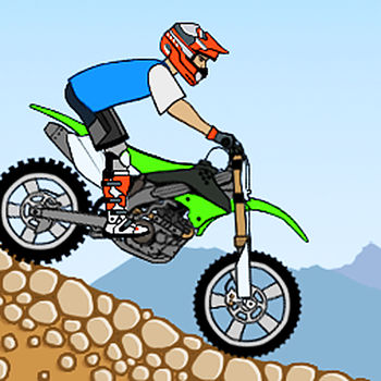 Moto X Mayhem - Race, jump, and crash your way through a variety of treacherous terrain in the best mobile bike game, Moto X Mayhem! Use accelerometer technology to balance as you climb and fly over huge jumps! Enjoy realistic physics as your shocks recoil when you land or your rider bounces around when you crash.