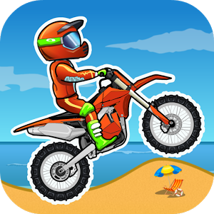 Moto X3M Bike Race Game - The thrilling much loved flash game explodes on to mobile.