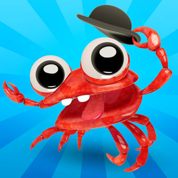 Mr. Crab 2 - Mr. Crab 2 is proud to be part of 'App Store Best of 2016'!Guess who\'s back? The irresistible, friendly and cool superhero Mr Crab. This time he brought some new friends to join him on the most beautiful and meaningful adventure. Will Mr Crab and his friends manage to save all lost baby crabs? To be able to do this they have to master the jumping, go through exciting and adorable passages and last but not least look out for evil enemies. Will the crab heroes ever succeed? Now it\'s in your hands to help the Mr. Crab and his friends getting their babies back. Timing is everythingIn Mr. Crab 2 you´ll need to use all your timing and quick thinking to get gold medals on every level.Challenging levelsLots of challenging and beautiful levels. Levels to unlock for free and level to get as gifts in the vending machine.Customize your crabCollect lots of fun stuff like hats and masks to customize your crabs. Follow @illusionlabs on TwitterLike us at www.facebook.com/illusionlabs1CreditsMusic composed by Scott TobinThis game is free to play but it offers in-app-purchases. You may disable in-app-purchasing using your device's settings.