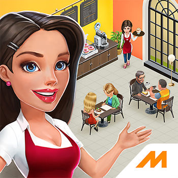 My Cafe: Recipes & Stories - World Restaurant Game - \