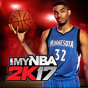 MyNBA2K17 - The companion app for the award-winning NBA 2K franchise is back, with MyNBA2K17.