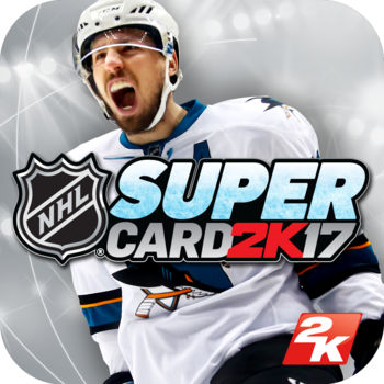 NHL SuperCard 2K17 - The premier NHL card battling game is back with NHL SuperCard 2K17!  Featuring more than 400 new player cards, exhilarating game modes and a vastly improved visual style, NHL SuperCard 2K17 puts you on the ice and into the action like never before!-	Over 400 Player cards!-	Quick Game-	Season Mode-	Rivals Clash-	Endurance Mode-	Player Training -	Card Enhancements
