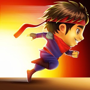 Ninja Kid Run Free - Fun Games - Play the most EXCITING RUNNER game on the Play Store. Be a NINJA for a day and RACE through the city! - Swipe to ESCAPE from obstacles - JUMP to avoid blocks - DUCK to avoid being hit - SHOOT stars to break objects - RACE as fast as possible! - Very EASY CONTROLS (swipe and touch Screen) Go as far as possible and collect coins to beat your FRIENDS!Our users agree!\