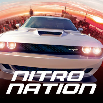 Nitro Nation Online - For those who live life 1/4 mile at a time, Nitro Nation is the most addictive drag racing game!Race, mod and tune dozens of real licensed cars. Start a team, invite your friends, win tournaments. Trade parts with other drag racers online and build your dream car.\