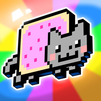 Nyan Cat: Lost In Space - ** The most popular and most appreciated Nyan Cat game on iPhone/iPad! \
