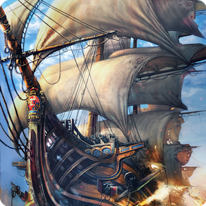 Oceans & Empires - Build! Sail! Plunder! Form alliances and fight with players around the world in this massive sea fight MMO.