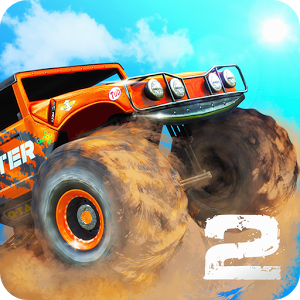 Offroad Legends 2 - Hill Climb - This is your chance to experience the thrill of driving Monster Trucks, desert Trucks and 4x4 off-roaders over amazing jump filled hill climbing tracks.