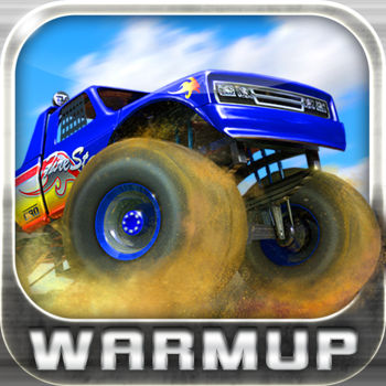 Offroad Legends Warmup - Drive the most amazing offroad vehicles of all time in this extreme hill climbing madness! Crash the barriers and fly above bottomless chasms with Monster Trucks, 4x4 off-roaders and six-wheeled Behemoths! Use your best skills to beat the most mind blowing tracks and be the ultimate Offroad Legend! Main features: - Four vehicle categories (Monsters, 4x4 off-roaders, Behemoths, Fun cars) -  Three game modes -  Gorgeous graphics -  Real-time vehicle deformation -  Precise physics simulation -  Vehicle tuning -  Retina display support for iPad and iPhone! Fasten your seatbelts, it\'s gonna be a tough ride!